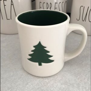 Starbucks 2008 Christmas tree mug